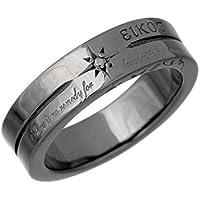 KEN BLOOD ケンブラッド シルバー リング 指輪 メンズ ダイヤモンド メッセージ 7~23号 KR-205M