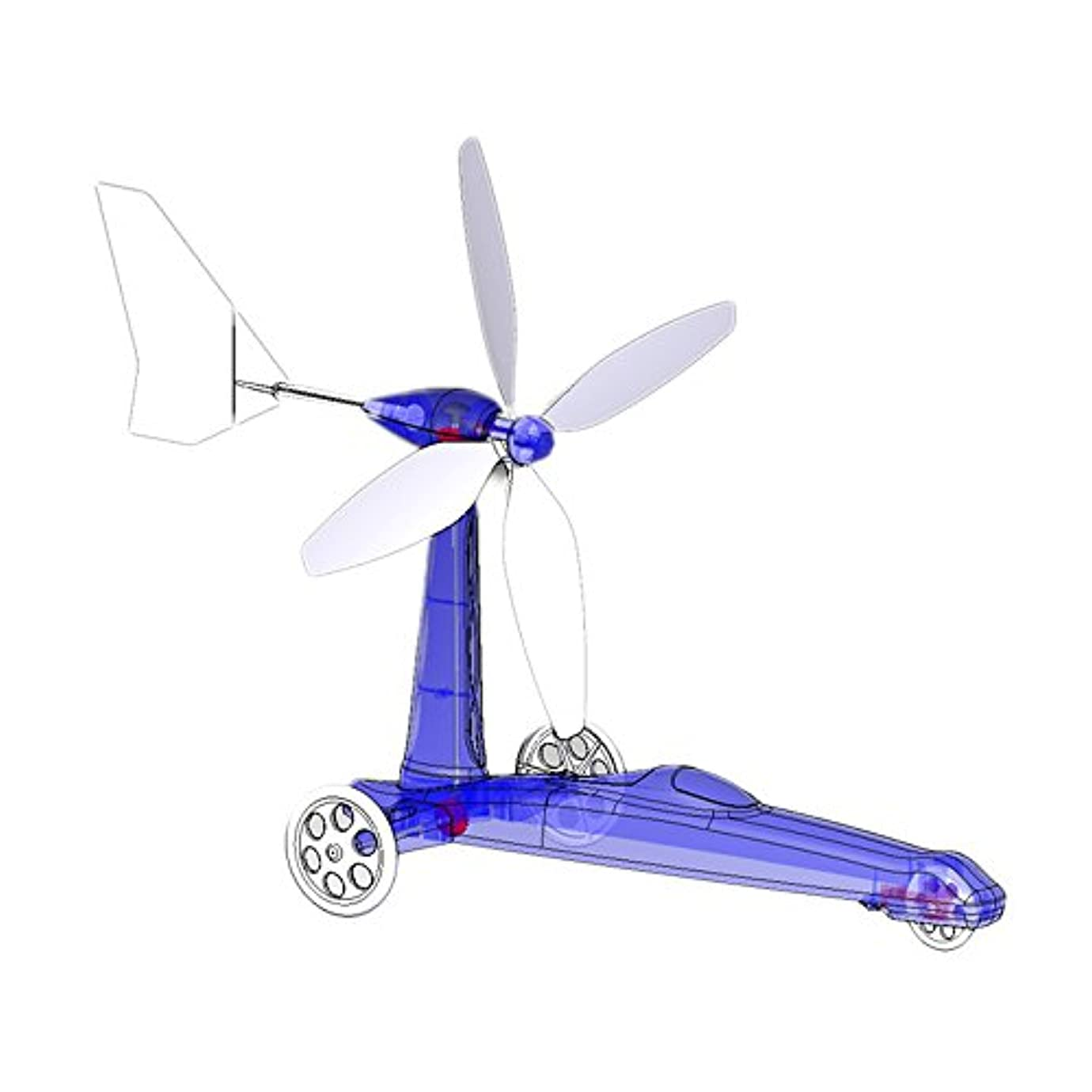製造まあ近々Academy Kids Hobby Military Toy Wind Powered Car