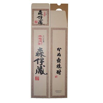 森伊蔵純正紙箱(化粧箱) 1800ml用(1本用)...