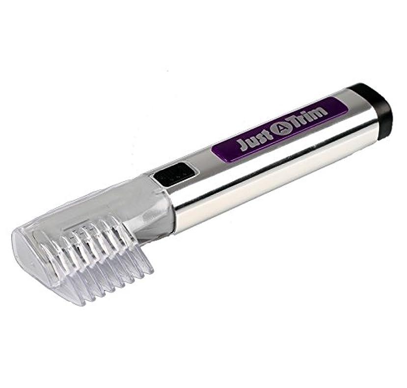 哲学博士移行する作成する無駄 毛 トリマー 電池 式 電動 カミソリ 眉毛 ヒゲ 整髪 SD-EH-113