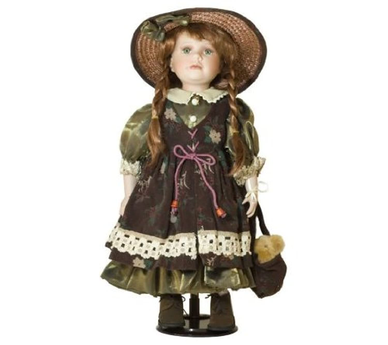 Ellis Island Collection of Porcelain Dolls - Raisa