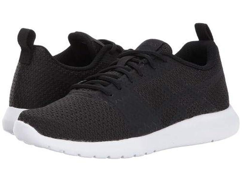 アルファベット順無数のアミューズASICS(アシックス) レディース 女性用 シューズ 靴 スニーカー 運動靴 Kanmei - Black/Black/White [並行輸入品]