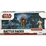 "Star Wars 3.75"" Battle Pack Asst - Jedi Showdown"