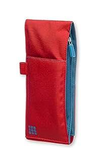 モレスキン ノートブック ツールベルト ラージ スカーレットレッド TOBV3F2