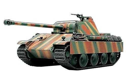 1/48 パンサーG型後期仕様キュストリン戦線