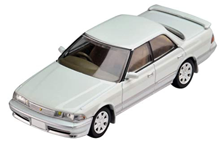 トミカリミテッドヴィンテージ ネオ 1/64 TLV-N178b トヨタ マークII 2.5GT ツインターボ 90年式 白/銀 (メーカー初回受注限定生産) 完成品