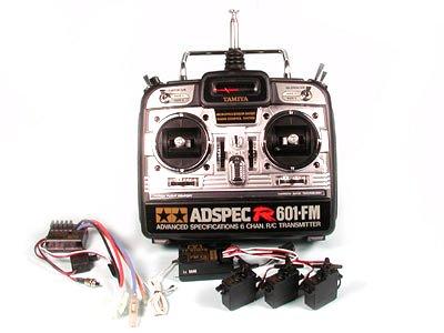 タミヤRCシステム アドスペックR601・FM