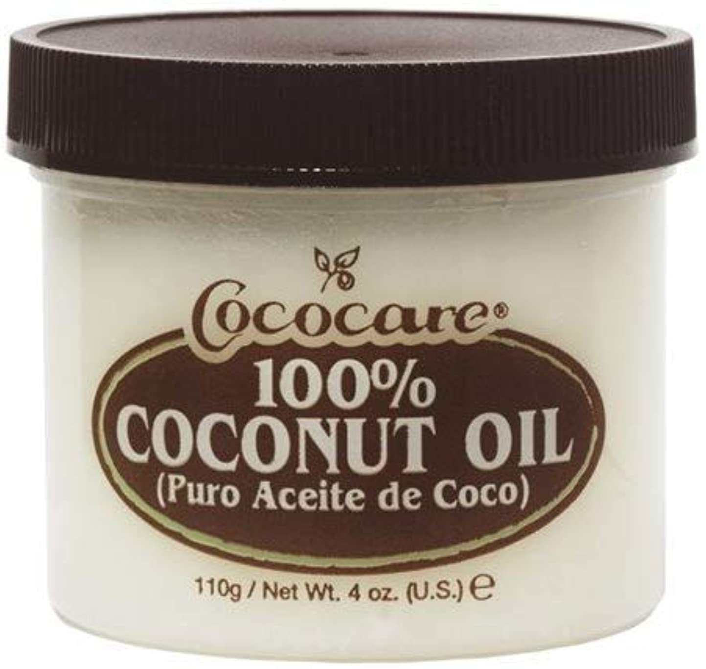 り騙す予感COCOCARE ココケア ココナッツオイル 110g海外直送品 -4 Packs et#t