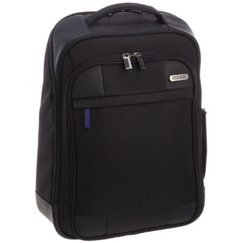 [アメリカンツーリスター] AmericanTourister Merit / メリット バックパック (ビジネスバッグ・バックパック・軽量・リュックサック・PC収納・保証付) 85T*91005 91 (ブラック)