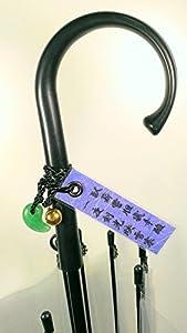 傘盗難防止具むらさめ 「忠臣蔵」 傘盗難問題にファイナルアンサー。 あなたの傘がエクスカリバーに。