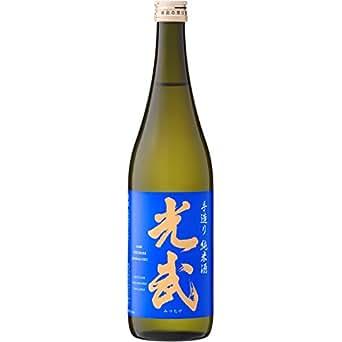 手造り純米酒 光武 [ 日本酒 佐賀県 720ml ]