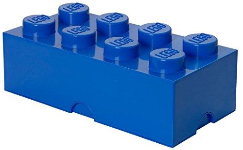 LEGO 収納BOX 8 ブルー 40041731