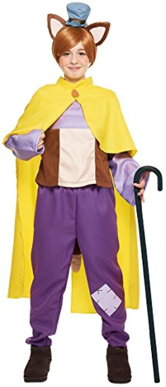 見物人迷路印象派ディズニー ピノキオ ギデオン コスチューム レディース 155cm-165cm
