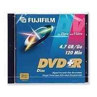 Fuji DVD+R Dvd+R 4.7Gb General Purpose Dvd Disc [並行輸入品]