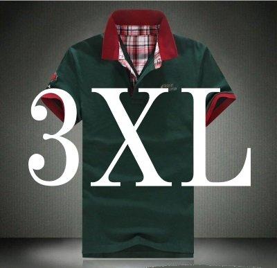 (メイク トゥ ビー) Make 2 Be カジュアル ポロシャツ ゴルフ MF19 (34.Green_3XL)