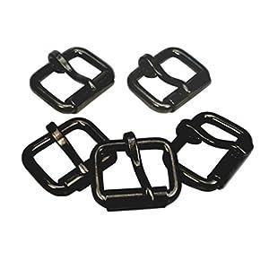 ファミリーツール(FAMILY TOOL)管美錠 (内幅30mm 太) ブラックニッケル 5個入 57217
