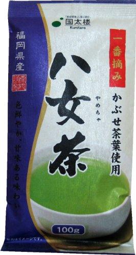 一番摘み 八女茶 100g