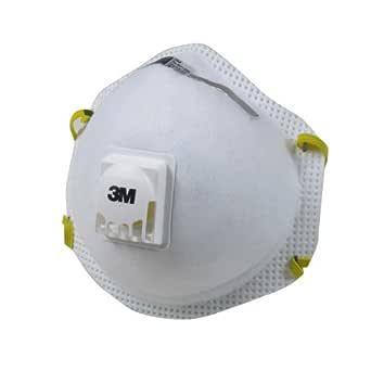 [N95同等品] 3M(スリーエム) 使い捨て式防じんマスク 8511-DS2 10枚入り 国家検定合格品 8511 DS2