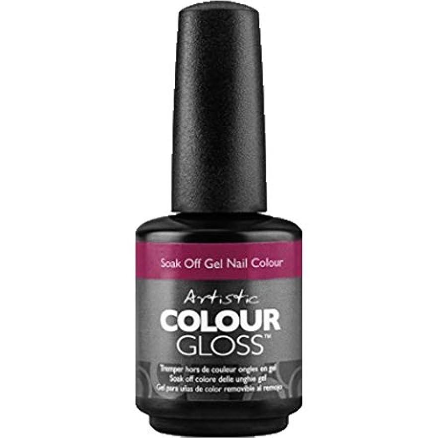 描くベーシック温度Artistic Colour Gloss - Night Cap - 0.5oz / 15ml