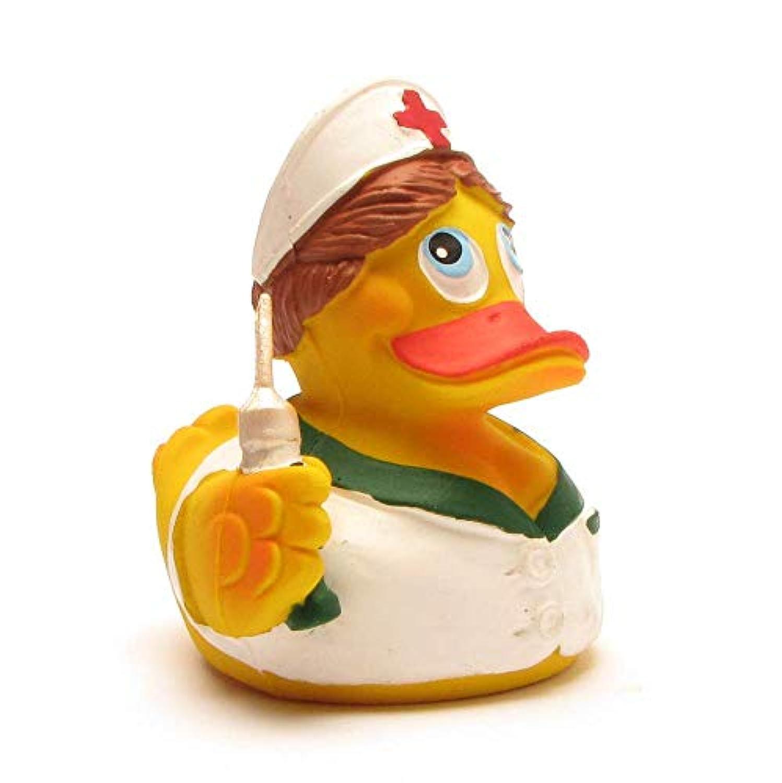 DUCKSHOP | Nurse Rubber Duck | Bathduck ゴム製のアヒル| L: 7,5 cm