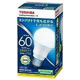 東芝(TOSHIBA) E26LED電球 LDA7N-G-K/60W 電気スタンド用オプション