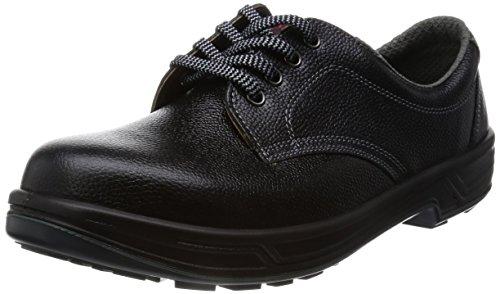[シモン] 安全靴 短靴  SS11 クロ 27 cm 3E...