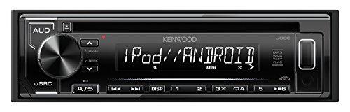 ケンウッド(KENWOOD) CD/USB/iPodレシーバー U330W