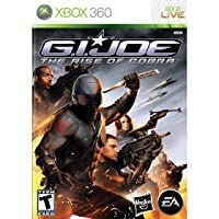XBOX360 G.I. JOE: The Rise of Cobra  (輸入版 アジア版)