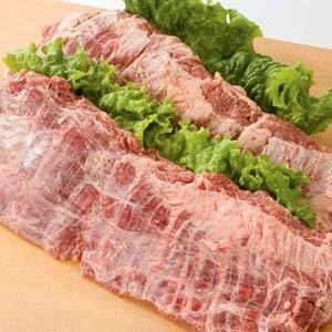 牛旨加工ハラミ 調味加工肉 1kg 【冷凍】/(1パック)