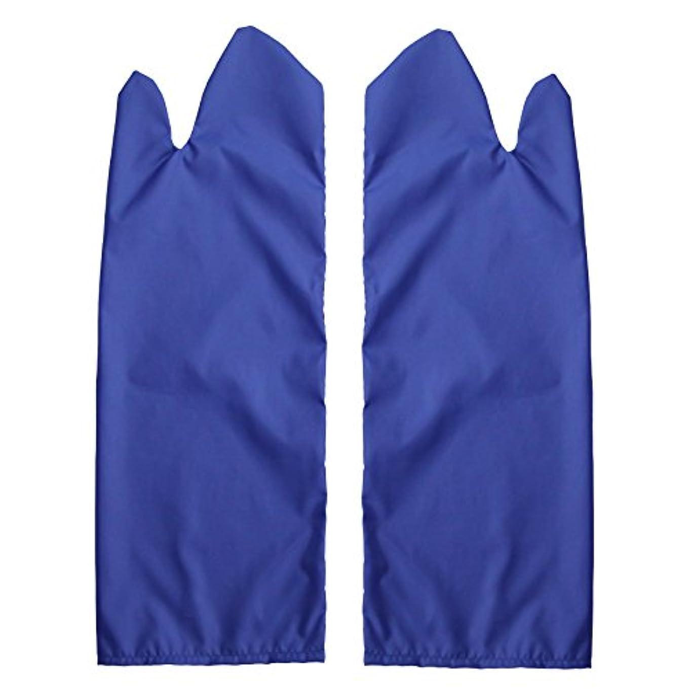 全員運ぶベンチャー体位変換用スライディンググローブ 撥水(ブルー) M /7-3681-03