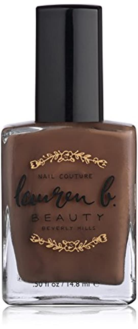 タービントムオードリース安息Lauren B. Beauty Nail Polish - #Nude No. 5 14.8ml/0.5oz