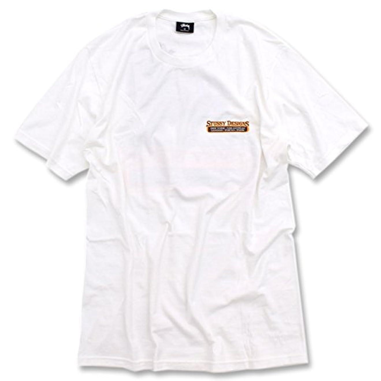 繊毛見分ける独特の[ステューシー] STUSSY Tシャツ 半袖 メンズ King [並行輸入品]