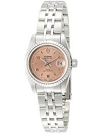 [チュードル]Tudor 腕時計 プリンス デイト ピンクダイヤル 18Kホワイトゴールドベゼル 自動巻き 92414PK5AR レディース 【並行輸入品】