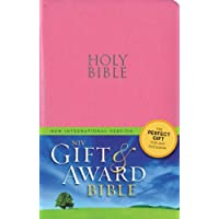 Holy Bible: New International Version, Pink, Leather-Look