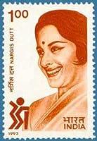 Nargis Dutt Actress Rs.1 Indian Stamp