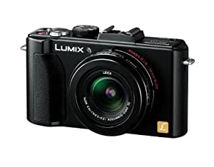Panasonic デジタルカメラ ルミックス ブラック DMC-LX5-K 1010万画素 光学3.8倍ズーム 広角24mm 3.0型液晶 F2.0バリオ・ズミクロンレンズ
