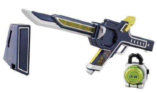 仮面ライダー鎧武 (ガイム) DX無双セイバー&メロンロックシードの詳細を見る