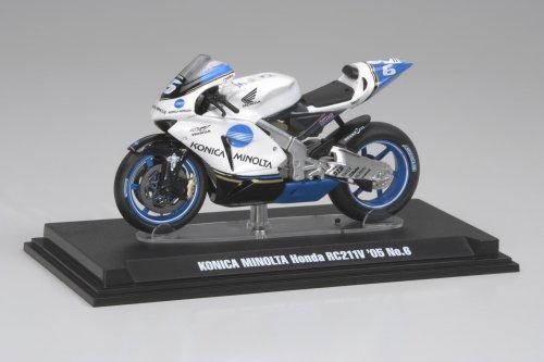 1/24 コレクターズクラブモーターサイクルモデルズ コニカミノルタ Honda RC211V '05 No.6