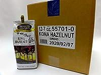 箱売り ハワイアンアイルズ レギュラーコーヒー コナ ヘーゼルナッツ 7oz 198g 12袋