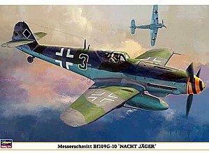 1/32 メッサーシュミット Bf109G-10 夜間戦闘機