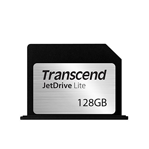 "Transcend Macbook Pro専用 SDスロット対応拡張メモリーカード JetDrive Lite 360 128GB for Macbook Pro with Retina 15"" (Late 2013) TS128GJDL360"