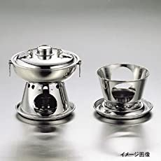 EBM 18-8 1人用しゃぶ鍋セット用 コンロセット(鍋無)/61-6781-22