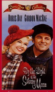 By the Light of the Silvery Moon [VHS] [Import] Doris Day Gordon MacRae Leon Ames Rosemary DeCamp Billy Gray Warner