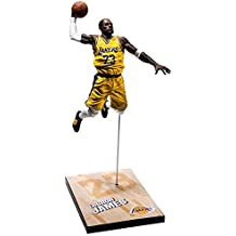 NBA 2K19 McFarlane Lebron James 7 Figurine 20th Anniversary Edition Action Figure