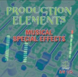 著作権フリー 音楽CD AV125 ミュージカルスペシャルエフェクト