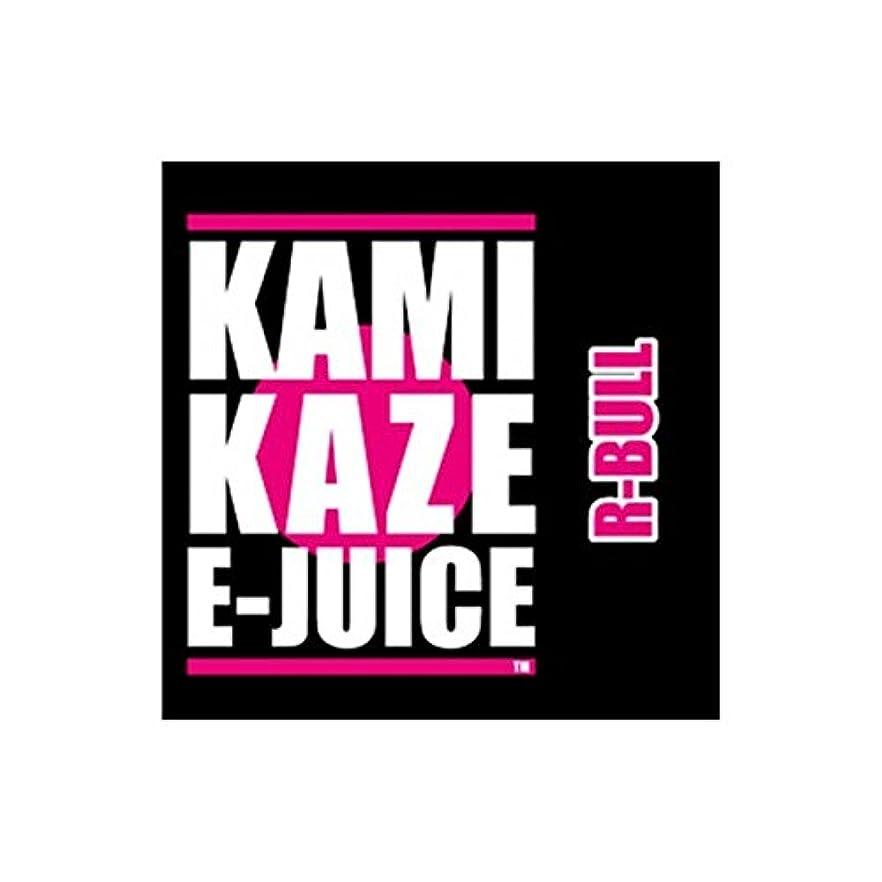 均等に行継続中KAMIKAZE E-JUICE カミカゼ レッドブル R-BULL 電子タバコ 日本製国産 リキッド 15ml 5本