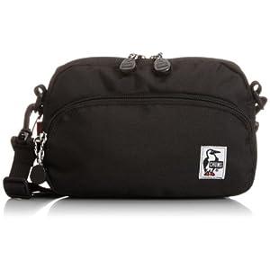 [チャムス] ショルダーバッグ Eco Shoulder Pouch CH60-0846-2585-00 2585 Black