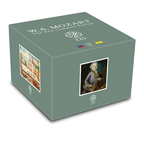 The New Complete Edition: Mozart 225 (German Version)