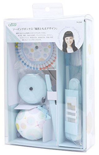 Clover ソーイングボックス「篠原ともえデザイン」 8点...