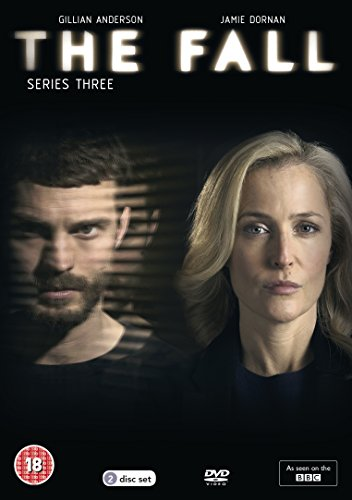 The Fall Series 3 / 警視ステラ・ギブソン シリーズ 3 (英語のみ) [PAL-UK] [DVD][Import]
